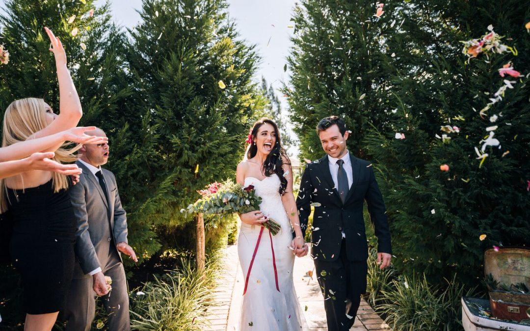 FEATURED WEDDING: TAMRYN & RICCARDO